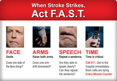 Stroke Awareness Calico Rock Public Schools Calico